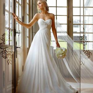 Robe de marié blanche acheté chez France B. Pronuptia été 2015