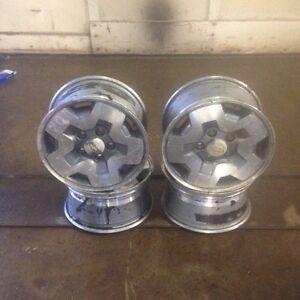 4- Chev Blazer alloys for sale