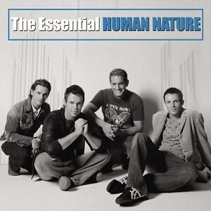 HUMAN NATURE The Essential 2CD BRAND NEW Best Of DOUBLE CD