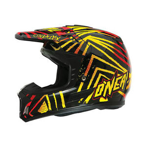 ONEAL SWITCH SERIES 8 MX HELMETS NOW $90.00 OFF!