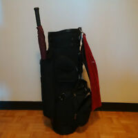 Golf Bag and Travel Case