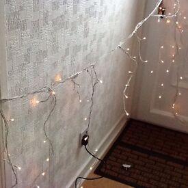 Approx 9M X'mas Lighting Curtain for Indoor&Outdoor