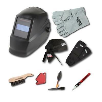 Lincoln Electric Auto-darkening Welding Helmet Starter Kit With No. 11 Lens