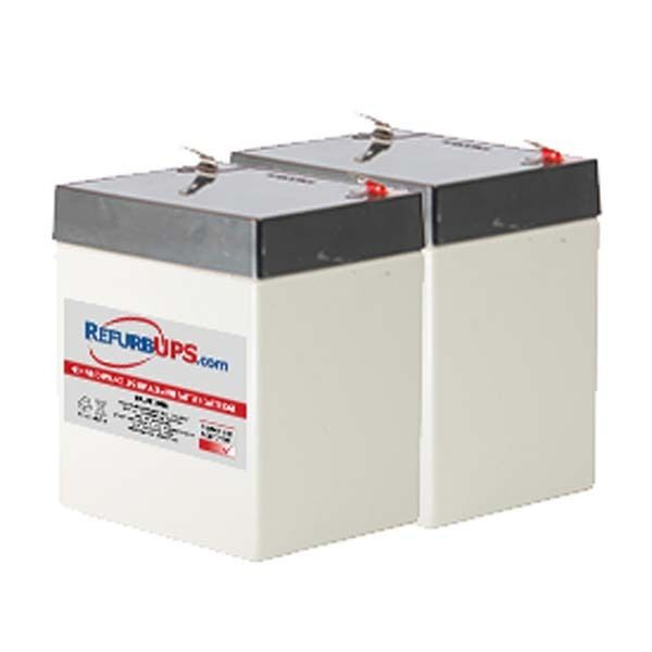CyberPower RB1270X2A - Brand New Compatible Replacement Battery Kit