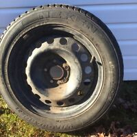 205/55/R16 Winter tires with rims