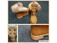 Ladies timberland Boots for sale 3-8....