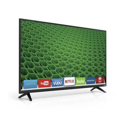 VIZIO D48f-E0 D-Series 48 in. Full-Array LED Smart TV