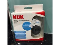 Nuk baby thermometer