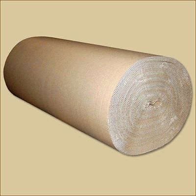 1 Rolle Wellpappe 1,40 m x 70 m