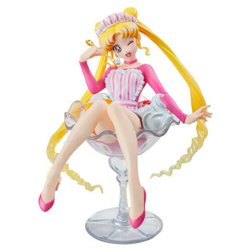 Sailor Moon Usagi Tsukino 20th Anniversary Ice Cream Figure Anime & Manga