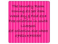 The Laundry Room Ironing, Wash Fold & Dry