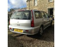 Mitsubishi Lancer estate 1.6. Swap Astra van or auto hatch / estate / 4x4