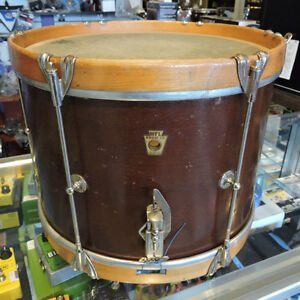 vintage wfl ludwig marching snare drum drums percussion barrie kijiji. Black Bedroom Furniture Sets. Home Design Ideas