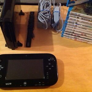 Wii U with GamePad and choice of 1 game! $240