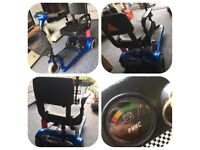 Mobility Scooter to fit in car boot