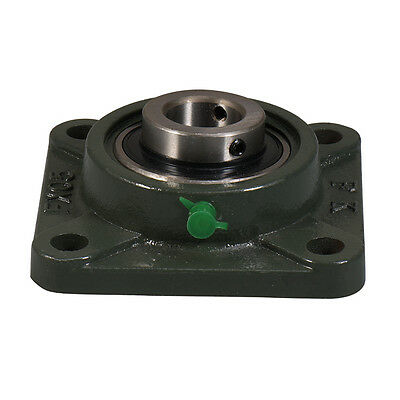 Ucfx05-16 1 Medium Duty 4 Bolt Flange Block Mounted Bearing Unit Fk Brand