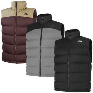 the north face men nuptse 2 vest herren daunen weste outdoor jacke t0aufg ebay. Black Bedroom Furniture Sets. Home Design Ideas