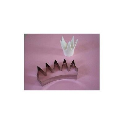 Crown (small) 3D - Bien Collection -Sugarcraft cutter - Cup Cake - Princess