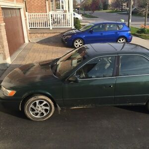 99 Toyota Camry XLE - selling for parts
