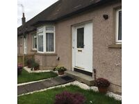Home swap one bedroom semi detached cottage end one in a row of four in penicuik