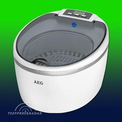 AEG USR 5659 - Ultraschallreiniger Hygiene Vibration schonende Reinigung