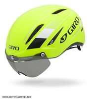 Giro Air Attack with Shield Helmet
