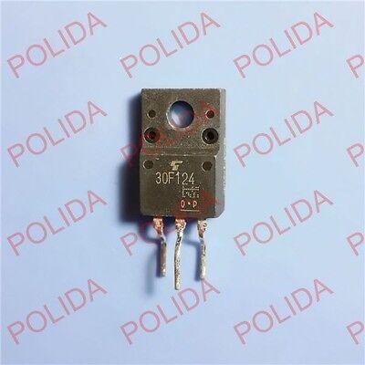 5pcs Igbt Transistor Toshiba To-220f Gt30f124 30f124
