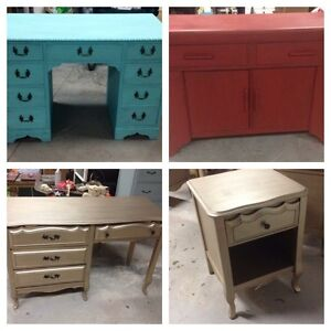 Looking to add life to an old piece of furniture? Belleville Belleville Area image 4
