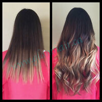 Professional Hair Extensions at an affordable price! glamhair.ca