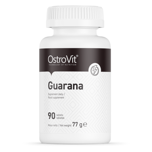 OstroVit Guarana 90 tabs Koffein Energie