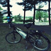 NORCO BIKE WITH BIONX KIT(electric assist)