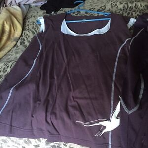 Can am Spyder  Tshirt like new and jacket womens