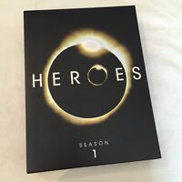 Heroes Season One DVD Set