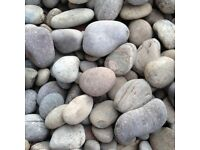 20-30mm beach pebble *** FREE LOCAL DELIVERY ***