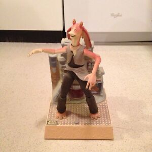 Collectible jar jar binks