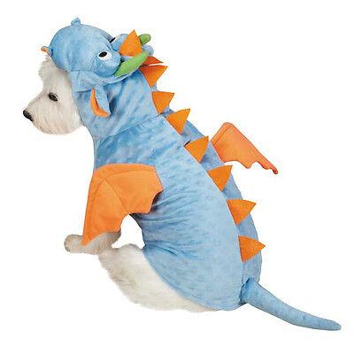 Zack & Zoey DIMPLE DRAGON Pet  Dog Halloween Costume XS - XL - Dragon Dog Costumes