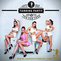 Tanning Party
