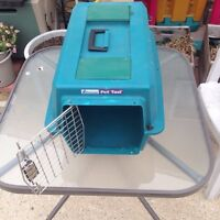 Small kennel for dog or cat