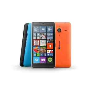 Brand new unlocked lumia 640xl cell phone in box.  Orange