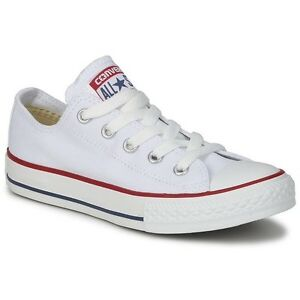 Womens white chuck Taylor converse, size 6.5 (fit like 7)