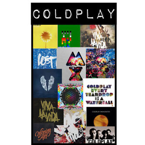 2 Coldplay tickets August 22 - FACE VALUE HARD TIX
