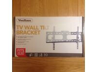 New Tilting TV Wall Bracket suits screens up to 60""