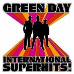 cd - Green Day - International Superhits!