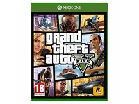 grand theft auto 5 (gta5) , xbox one , as new ! price stands , no offers ! willing to post !