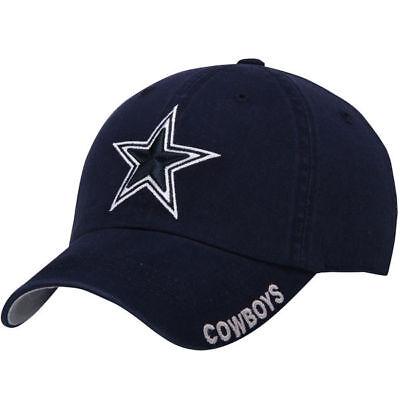 Navy Blue Slouch Hat - DALLAS COWBOYS NFL DCM DALLAS COWBOYS MERCHANDISE NAVY BLUE SLOUCH HAT CAP $24