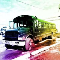 DJ bus! Book your party and drop the bass
