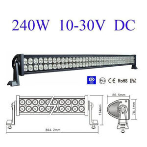 "Leduc LED Light Bar 41"" Road Lamp Christmas Sale"