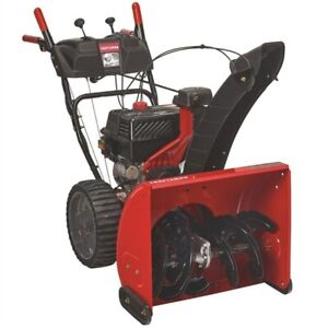 CRAFTSMAN 208cc 24-in Two-Stage Gas Snow Blower