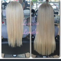 TAPE, MICROLINK & FUSION HAIR EXTENSIONS