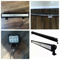 "Brand new 4""20""30""40""42""50""52""54"" led lightbars"